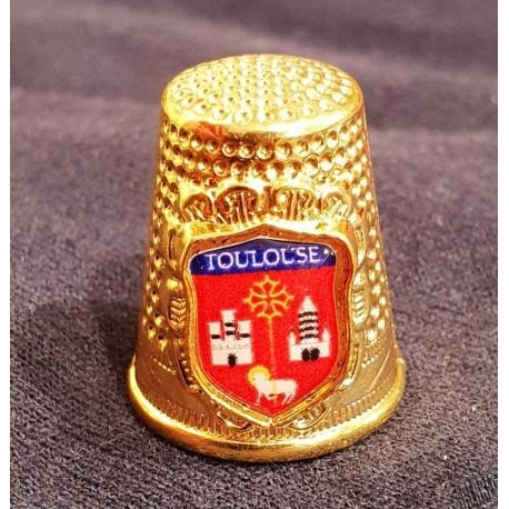 Dé à coudre métal Toulouse