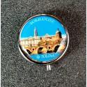 Boîte à pilules Ville de Toulouse