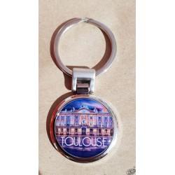 porte-clés Toulouse Capitole