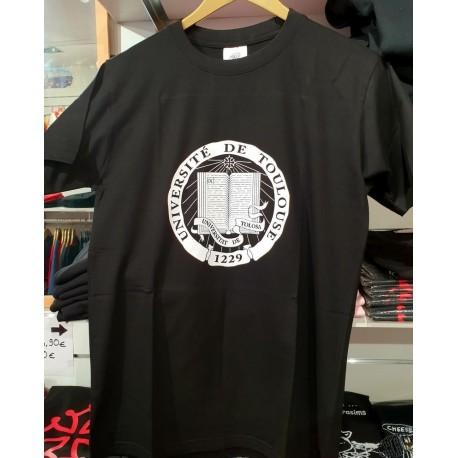 T-shirt en occitan université de Toulouse 1229 Universitat de Tolosa