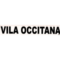 Autocollant Vila occitana