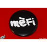 badge Mèfi !( attention/Méfie-toi !)