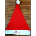 bonnet Père Noël Bon Nadal (joyeux Noël en occitan)