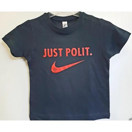 T-shirt enfant Just polit