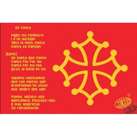 carte postale Se Canta