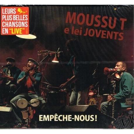"""CD Moussu T e lei jovents """" Empêche-nous """""""