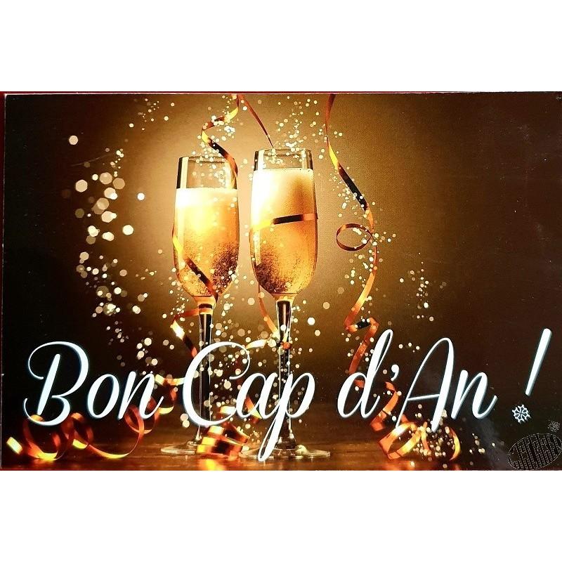 Carte Anniversaire En Occitan Bon Cap Dan Blanquette