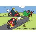 carte humour occitan Tant que vira fai de torn