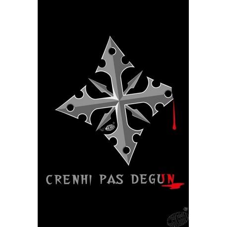 carte Crenhi pas degun (peur de personne !)