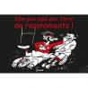 lot 50 cartes humour occitan Rugby Sèm pas aqui per faire de rasonaments