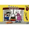 lot 10 cartes humour occitan slow food mameta