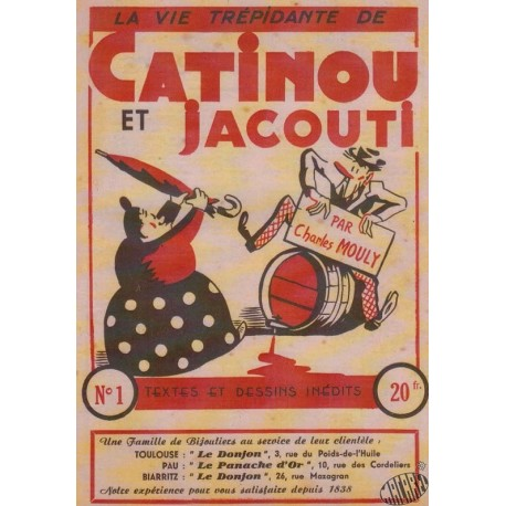 Catinou et Jacouti  Supplément Dépêche