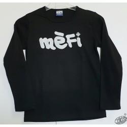 T-shirt Enfant Mèfi manches longues