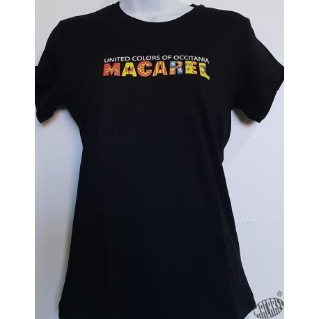 T-shirt Femme Macarel