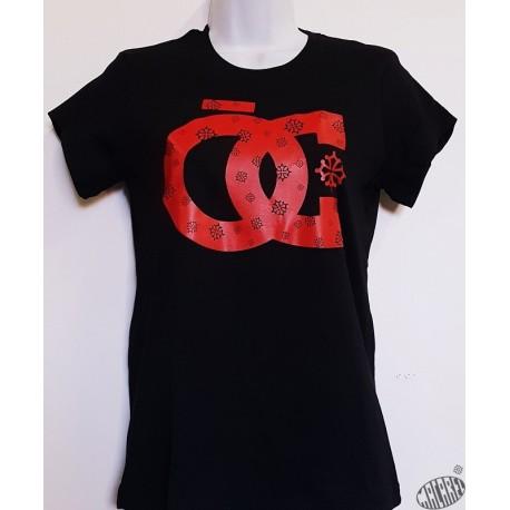 T-shirt Femme OC-DC
