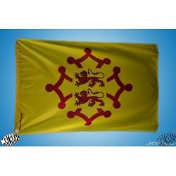 drapeau Bigorre croix occitane