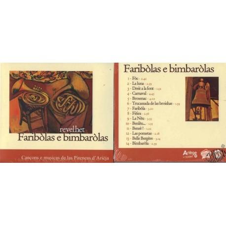 "CD de Revelhet "" Faribòlas e bimbaròlas"""