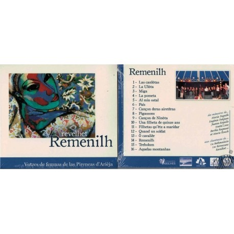 "CD de Revelhet "" Remenilh"""