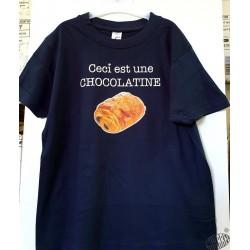 T-shirt Enfant Chocolatine