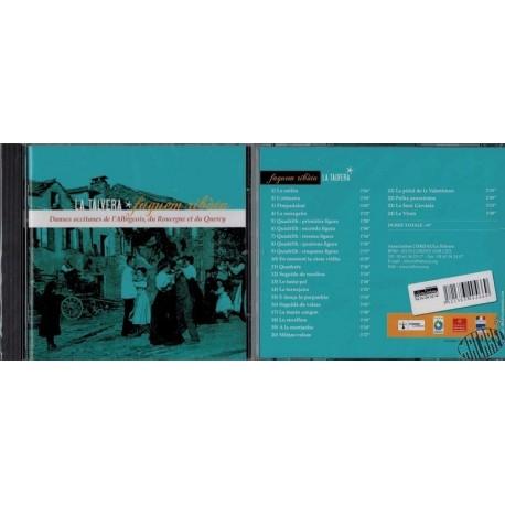 """CD de La Talvera """" Faguem ribòta"""""""