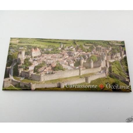 Magnet Carcassonne Occitanie