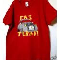 T-shirt enfant occitan 2 CV