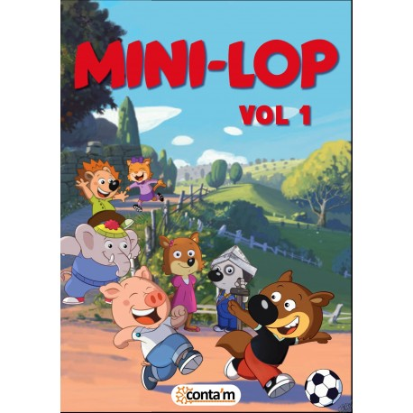 dvd jeunesse en occitan Mini Lop vol. 1