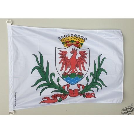 drapeau Nice countea de nissea bandiera de niça