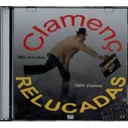 """CD humour occitan """" Relucadas"""" de Clamenç"""