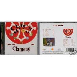 """CD humour occitan """"Clics d'Oc"""" de Clamenç"""
