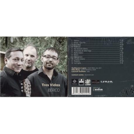 """CD """" Ibérico"""" de Tres Vidas"""