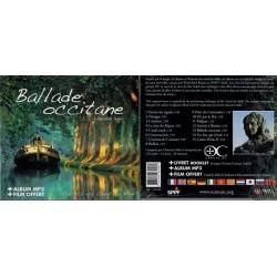 """CD """" Ballade occitane"""" de Christian Salès et le groupe Oc"""
