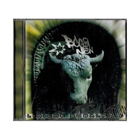 "CD "" Liriche subalpine"" de Bogianen"