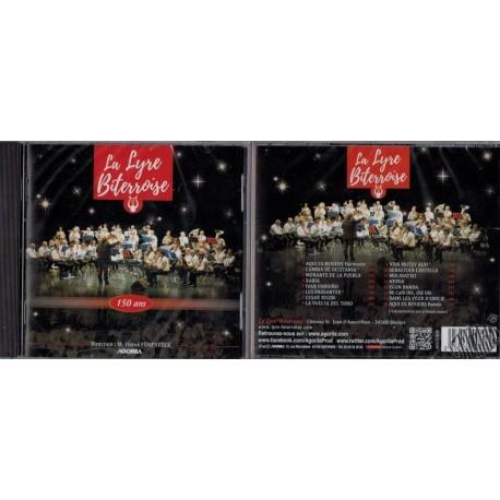"""CD """" 150 ans"""" de La Lyre Biterroise"""