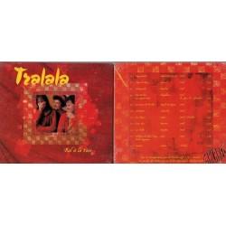 """CD """" Bal à la voix"""" de Tralala"""