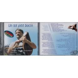 "CD "" Un tot pitit bocin"" de Philippe Randonneix"