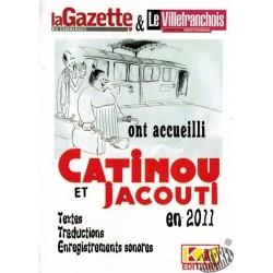 Catinou et Jacouti dans La Gazette et Le Villefranchois Année 2011