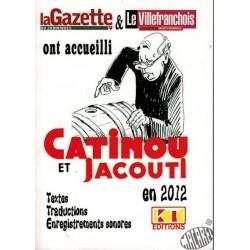Catinou et Jacouti dans La Gazette et Le Villefranchois Année 2012