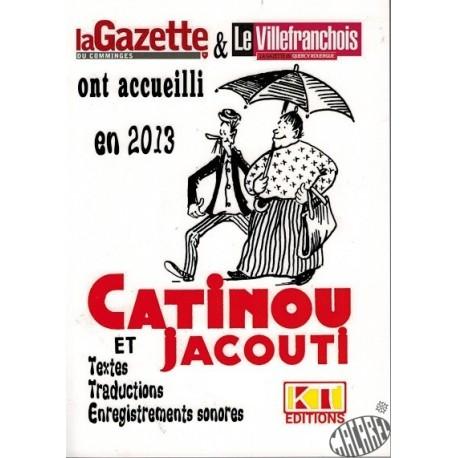 Catinou et Jacouti dans La Gazette et Le Villefranchois Année 2013