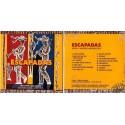 """CD """" Escapadas"""" , hautbois languedocien, de Philippe Carcassés"""