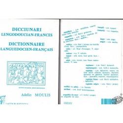 Dictionnaire languedocien-français d'Adelin Moulis