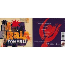 "CD "" Ton bal !"" de M Braia"