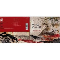 "CD "" Lenga d'oliu"" de Verger et Cavalié"