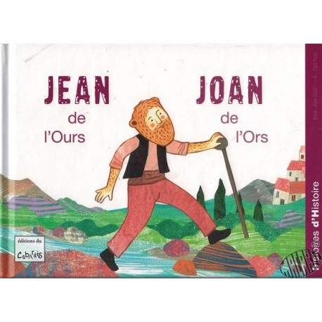 Jean de l'ours- Joan de l'Ors d'Alan Roch