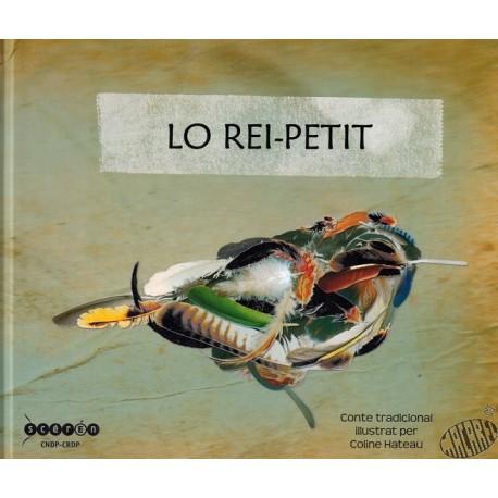 Livre enfant en occitan Lo rei-petit