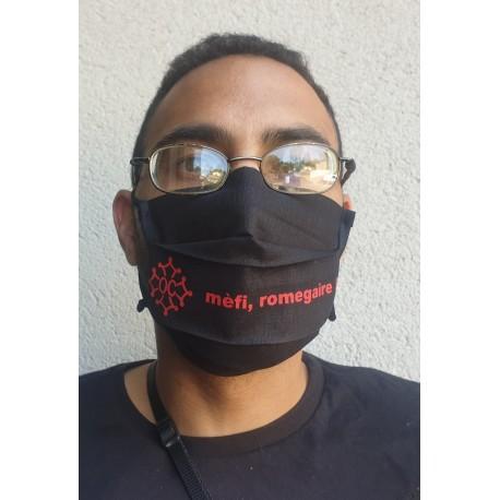 Masque de protection Mèfi lavable 30 fois