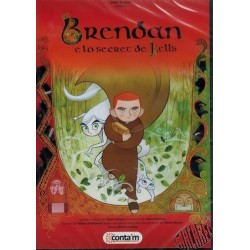 Dvd jeunesse en occitan Brendan e lo secret de Kells