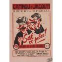 Catinou et Jacouti : sal e pebre, recueil spécial
