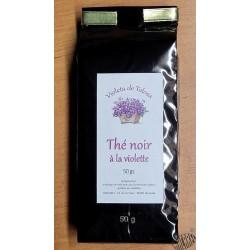 Thé à la violette paquet 50g