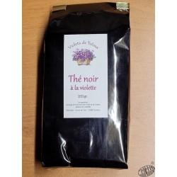 Thé à la violette paquet 100g